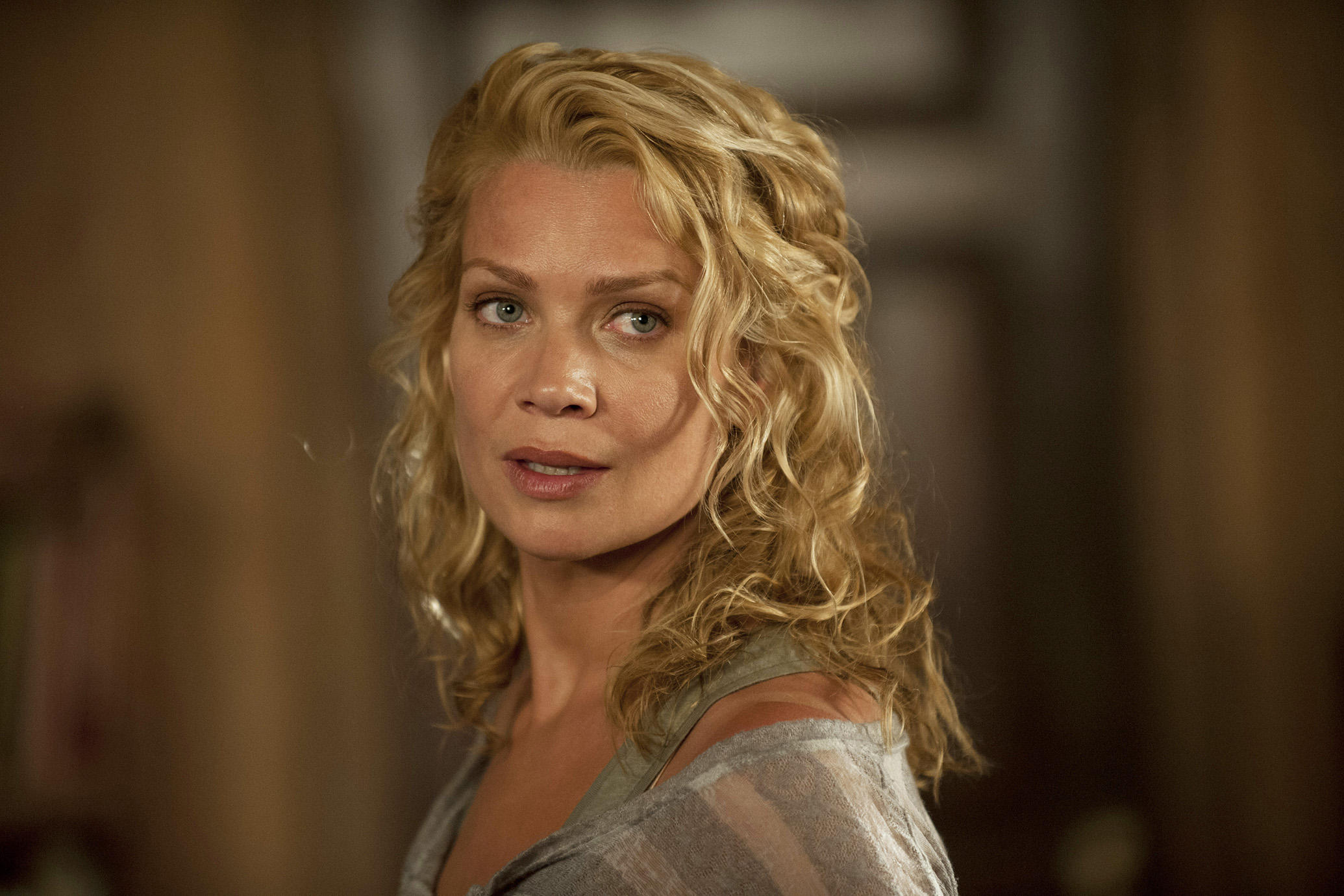'The walking Dead': Filtran fotos íntimas de la actriz Laurie Holden [FOTOS]