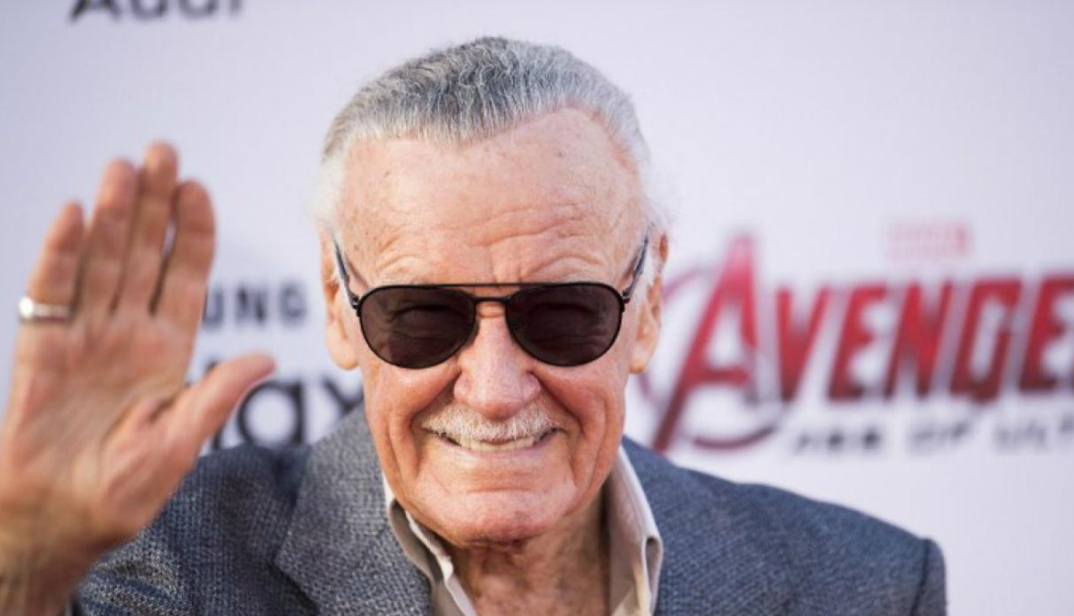 24/04/2018 @ 14:02 Stan Lee es demandado por agresión sexual