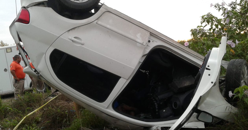 Árbitro mexicano falleció en accidente automovilístico en Matamoros